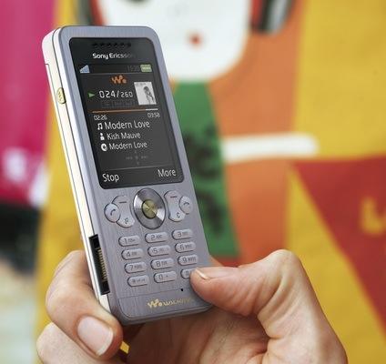 Sony Ericsson Walkman W302