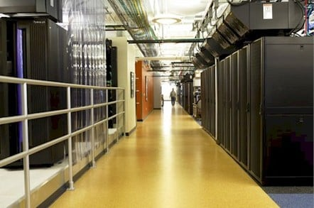 Sun Broomfield Data Center