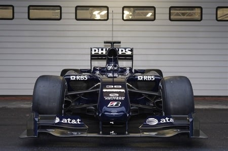 Williams F31