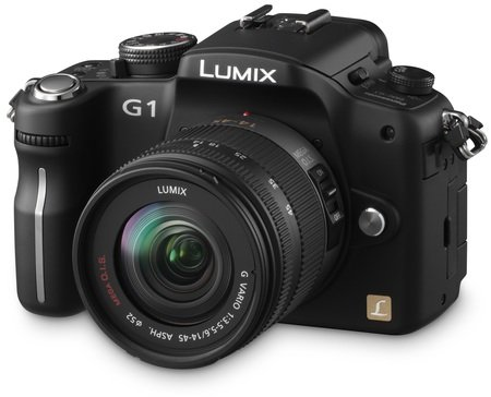 Panasonic Lumix DMC-G1