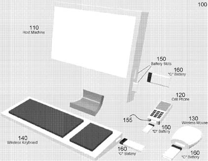 Apple battery-patent schematic