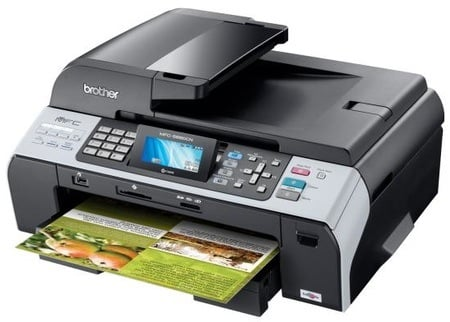 A3 A4 Colour Laser Printer Scanner