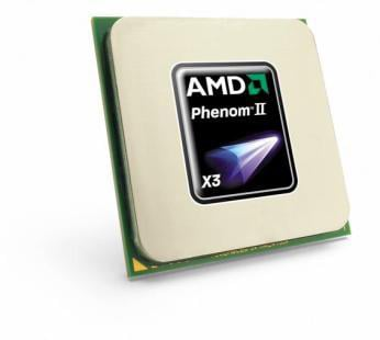 AMD Phenon II X3