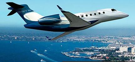 EMB-500 jet