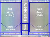 SanDisk's 32nm NAND flash die
