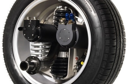 Michelin e-wheel