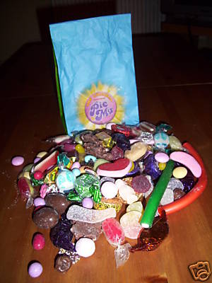 The last bag of Pic N Mix