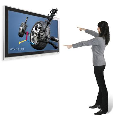 3D_gesture_TV