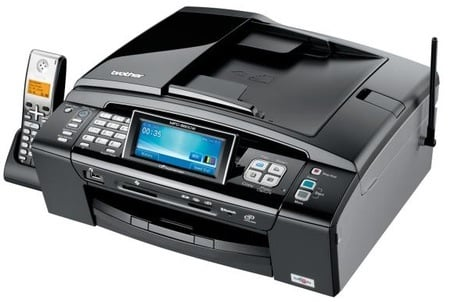 Brother MFC990CW allinone printer The Register