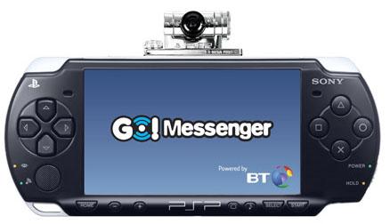 Go_Messenger_PSP