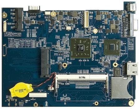 VIA Surfboard C855 Reference Design