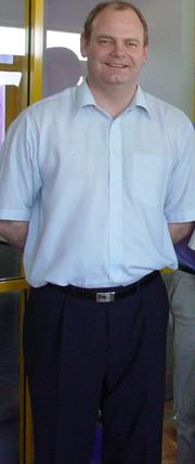 Former NHTCU DI Marc Kirby