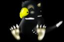 Linux mascot Tuz