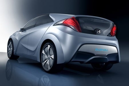 Hyundai's Blue-Will