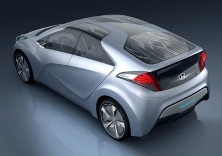 Hyundai's Blue-Will