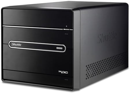 Shuttle XPC SP45H7