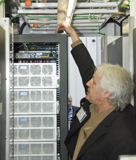 Wayback Machine - Jud Cooley, lead engineer