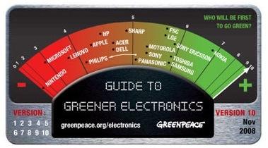 Greenpeace Guide 10