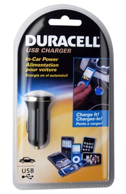 Duracell And Belkin In Usb Car Charger Race The Register