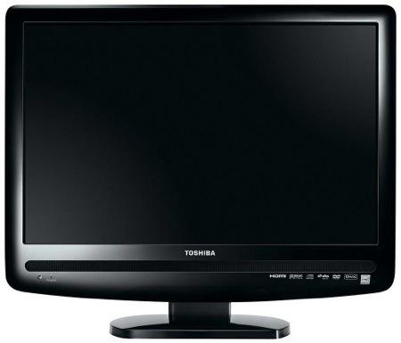 Toshiba Regza DV556DB