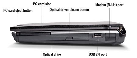 Fujitsu LifeBook P8020