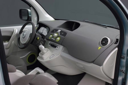 Renault be bop ZE EV Demonstrator
