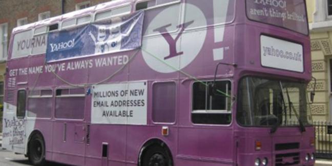 Yahoo! buss