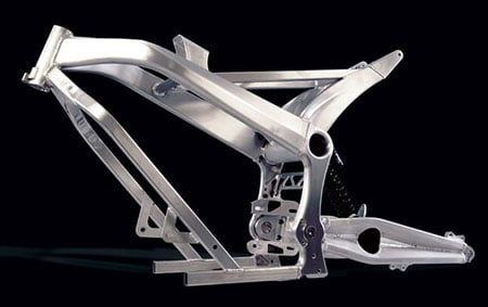 Zero_aluminium_chassis