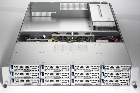 Dell VIA server Front