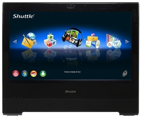 Shuttle All-in-One PC X5000V