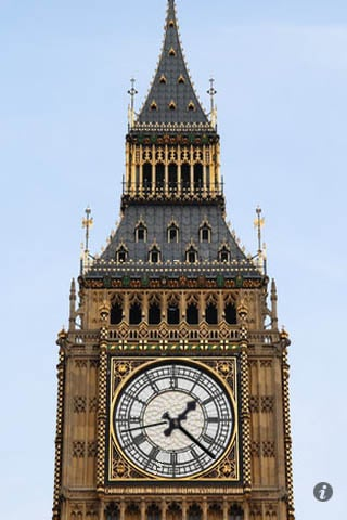 Big Ben iPhone app