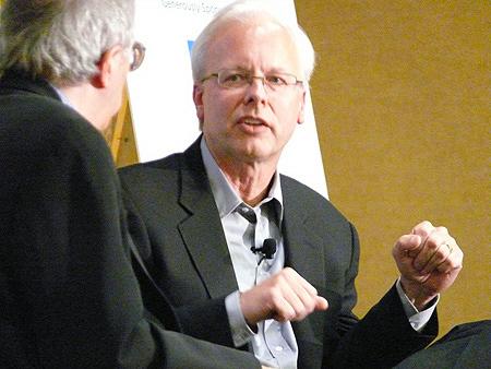 Microsoft's chief software architect Ray Ozzie