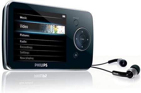 Philips GoGear SA5295 Opus