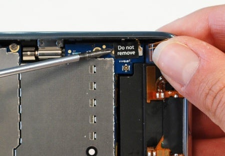 iFixit open iPhone 3GS