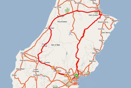 TTXGP Map