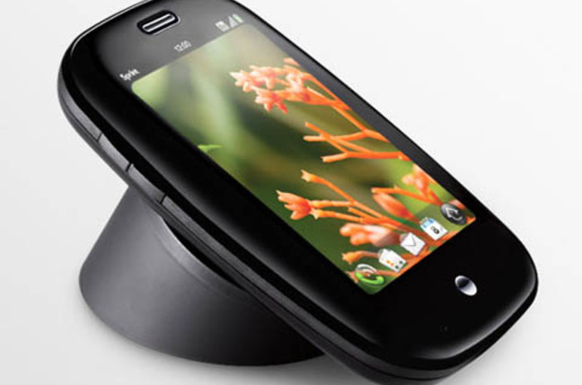 Palm Pre Touchstone wireless charger