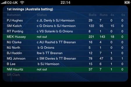 ECB Cricket 1.0