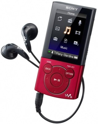 Sony Walkman E