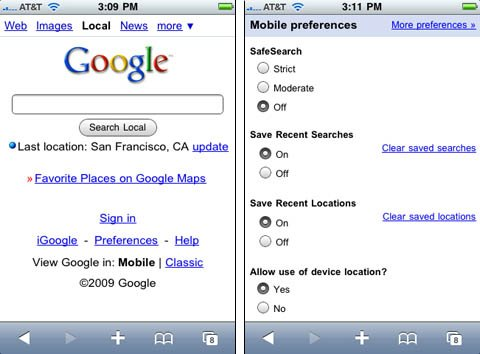 Google Launches Smarter Searches Based on Your Location