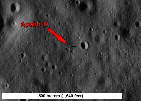 how to see all six apollo moon landing sites sky amp telescope - 600×360