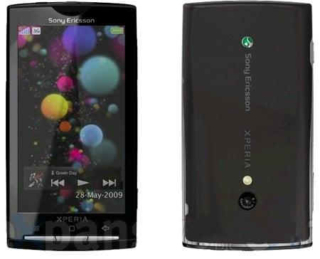 Sony Ericsson Xperia 2