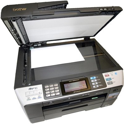 Brother MFC-6890CDW Printer Windows 8 X64 Treiber