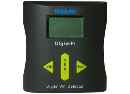 Hobbes Digi WiFi Digital Wi-Fi Detector