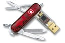 Victorinox SwissFlash 8GB USB Memory Stick and Multi-Tool