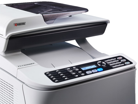 Kyocera FS-C1020MFP • The Register
