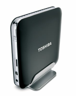 Toshiba 3.5-inch external drive
