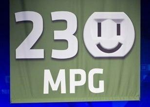 GM Volt 230