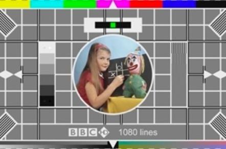 BBC Testcard