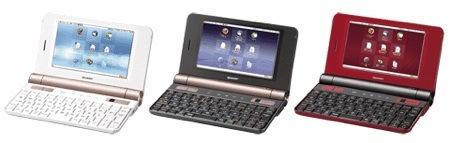 Sharp PC-Z1 Netwalker