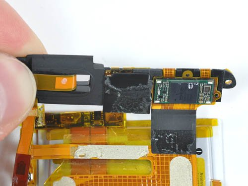 iPod touch teardown
